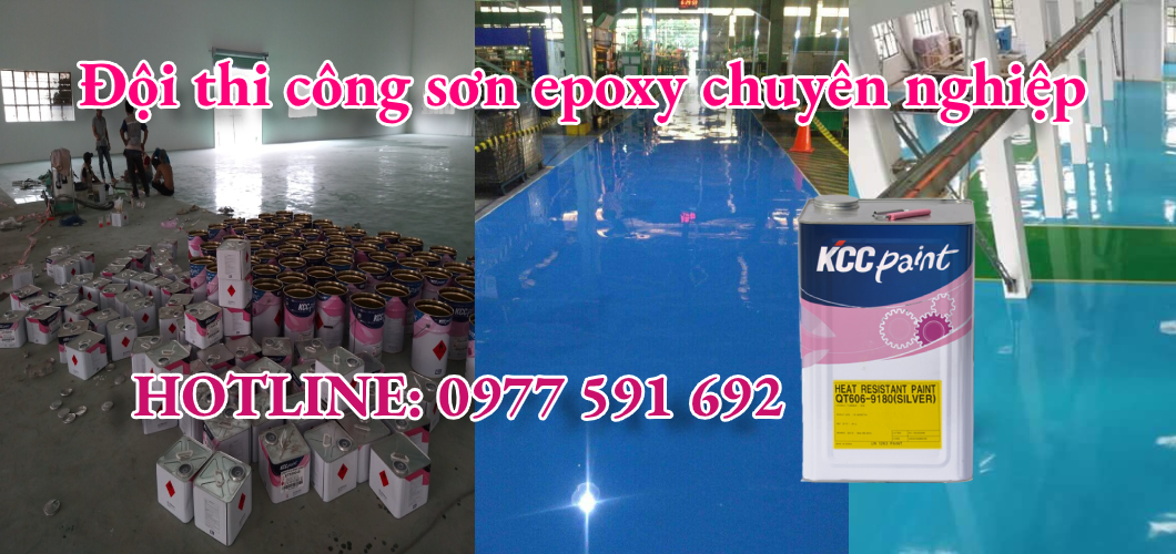 DOI THI CONG SON EPOXY